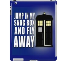 Snog Box iPad Case/Skin