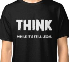 Think Classic T-Shirt