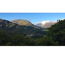 Patterdale Fells in the Lake District National Park, UK Photographic Print