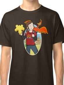 Ellie & Kazooie going on an Adventure. Classic T-Shirt