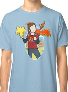 Ellie & Kazooie going on an Adventure. Classic T-Shirt