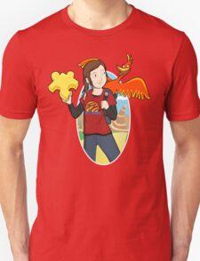 Ellie & Kazooie going on an Adventure. Unisex T-Shirt