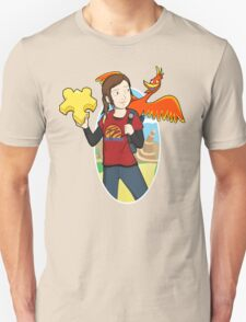 Ellie & Kazooie going on an Adventure. T-Shirt