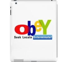 Obay  iPad Case/Skin