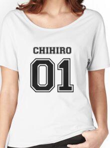 Spirited Away - Chihiro Ogino Varsity Women's Relaxed Fit T-Shirt