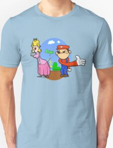 Princess Peach is in da' castle! Unisex T-Shirt