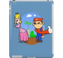 Princess Peach is in da' castle! iPad Case/Skin