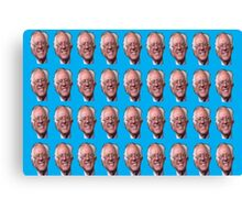 Sanders Canvas Print