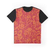 Feng Shui Graphic T-Shirt
