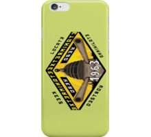 Battleship Dalek 1963 iPhone Case/Skin