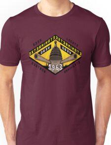 Battleship Dalek 1963 Unisex T-Shirt