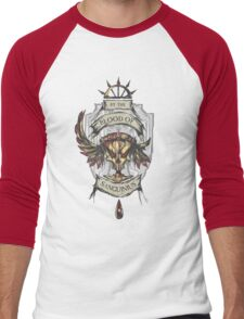 By the blood of Sanguinius! Men's Baseball ¾ T-Shirt
