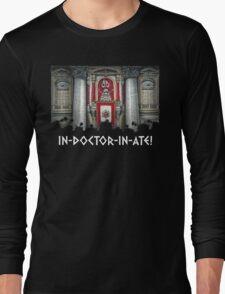 Dalek Pope XVII Long Sleeve T-Shirt