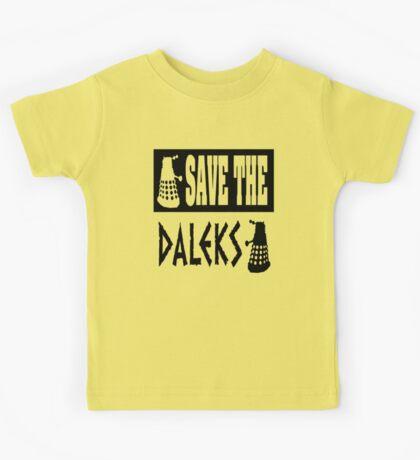 Save the Daleks Kids Clothes
