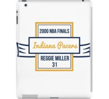 2000 NBA Finals - Indiana Pacers - iPad Case/Skin