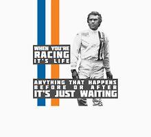 Steve McQueen Le Mans  Unisex T-Shirt
