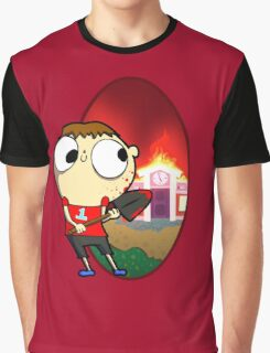 There's a new mayor in town. Graphic T-Shirt
