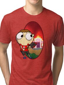There's a new mayor in town. Tri-blend T-Shirt