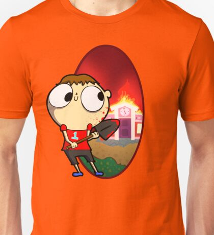 There's a new mayor in town. Unisex T-Shirt
