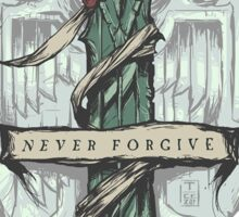 Dark Angels - Never forget, Never forgive Sticker