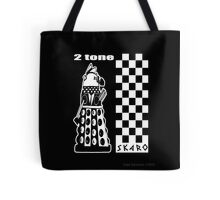 Two Tone Dalek Tote Bag