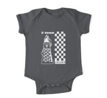 Two Tone Dalek Kids Clothes