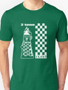 Two Tone Dalek Unisex T-Shirt