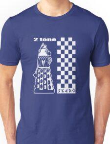 Two Tone Dalek Unisex T-Shirt