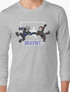 Bro's 4 life - Mass Effect Long Sleeve T-Shirt