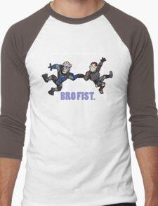 Bro's 4 life - Mass Effect Men's Baseball ¾ T-Shirt