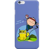 Gunna' Catch 'Em All! iPhone Case/Skin