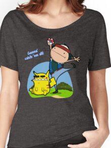 Gunna' Catch 'Em All! Women's Relaxed Fit T-Shirt