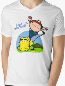 Gunna' Catch 'Em All! Mens V-Neck T-Shirt