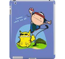 Gunna' Catch 'Em All! iPad Case/Skin