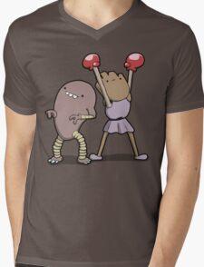 Number 106 and 107 Mens V-Neck T-Shirt