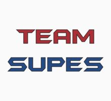 Team Supes Baby Tee