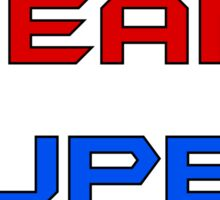 Team Supes Sticker