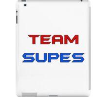 Team Supes iPad Case/Skin