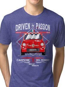 FIAT ABARTH 500 Tri-blend T-Shirt
