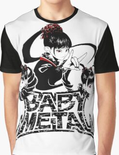 Baby Metal 3 Graphic T-Shirt