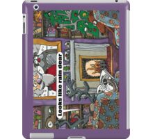 Looks Like Rain Dear iPad Case/Skin