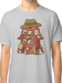 Fourth Doctor Penguin - Doctor Who Classic T-Shirt