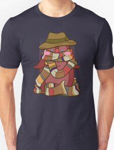 Fourth Doctor Penguin - Doctor Who Unisex T-Shirt