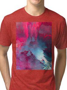 Abstract 54 Tri-blend T-Shirt