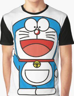 doraemon cartoon Graphic T-Shirt