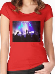 Rock Fest Women's Fitted Scoop T-Shirt