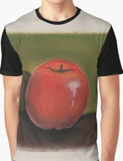 Apple Pastel Graphic T-Shirt