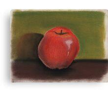 Apple Pastel Canvas Print