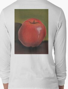 Apple Pastel Long Sleeve T-Shirt