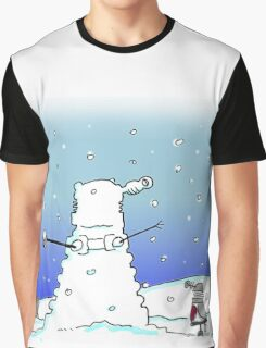 Snow Globes Graphic T-Shirt